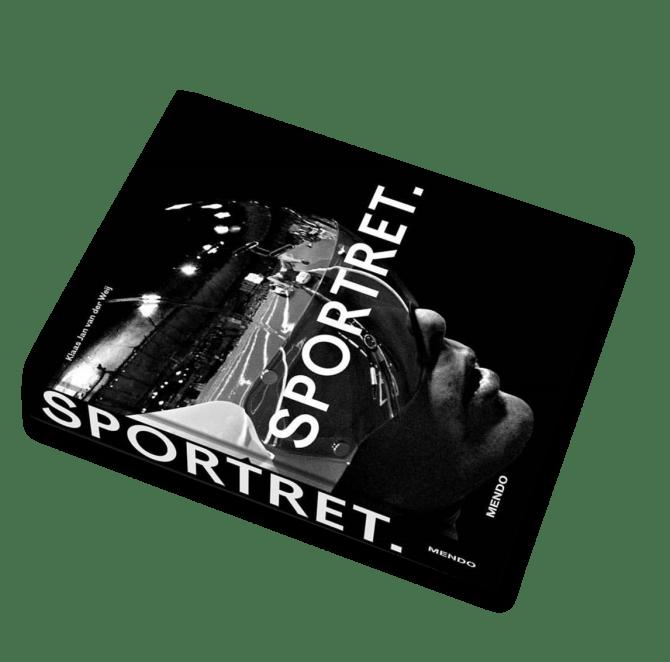 Sportret bookcover