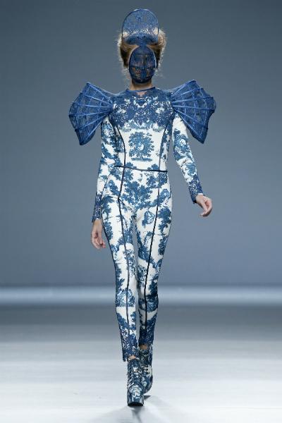 Maya Hansen 2 Madrid Fashion Week