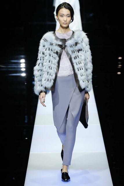 falda pantalón invierno armani