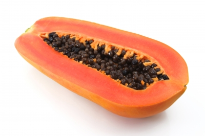 Papaya: piel radiante