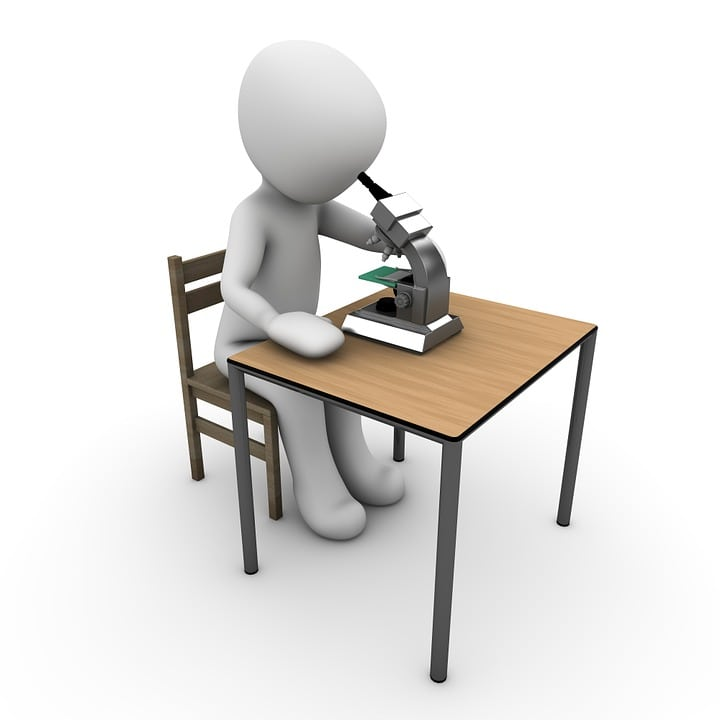 Microscopio ptico Funcionamiento y definicin