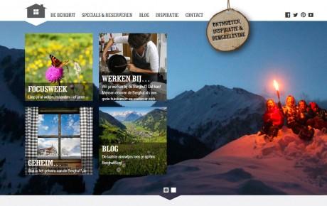 nieuwe deBerghut.com Hans en Nel