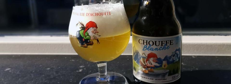 La Chouffe Blanche Review