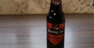 Hertog Jan bockbier review