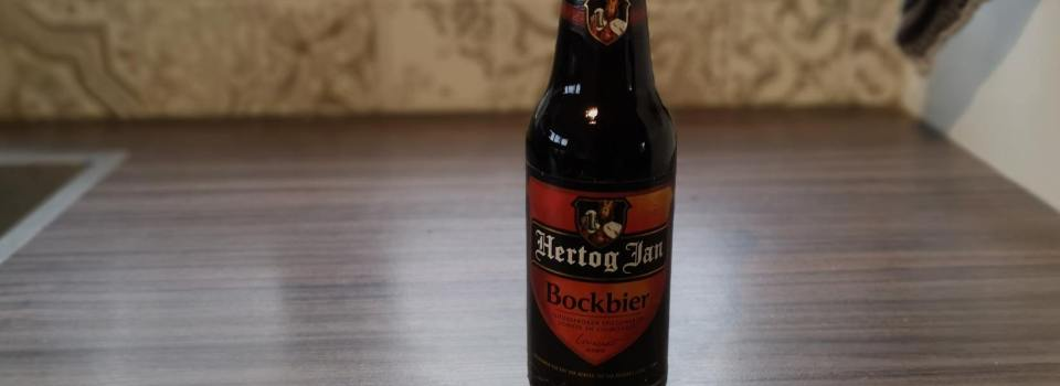 Hertog Jan bockbier review