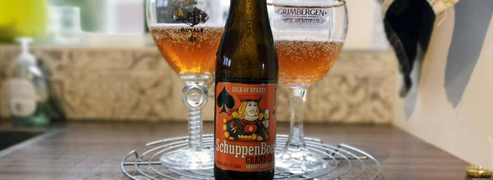Het Nest Schuppenboer Grand Cru Brandy Barrel Aged Review