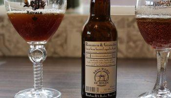 Bommen en Granaten Bourbon Brett Barrel Aged review