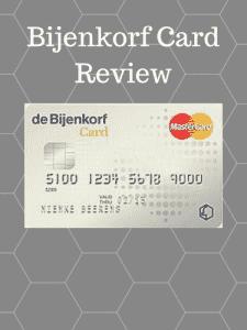 De Bijenkorf card review