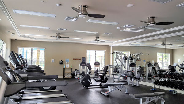 Marbella Lakes Fitness Center