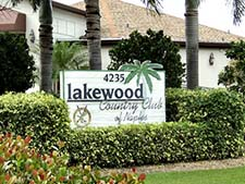 Lakewood Naples Fl Public-access Golf Community