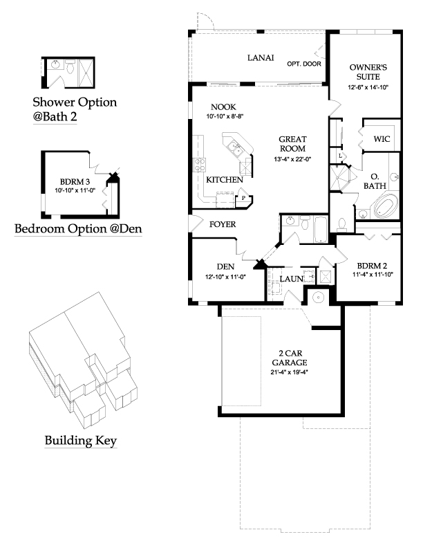 Pulte Twin Eagles Covent Garden Cheshire Floor Plan