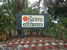 Riviera Naples Fl Public-access Golf Community
