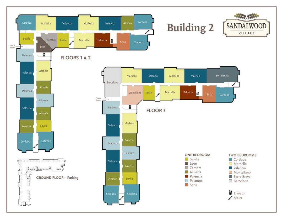Sandalwood Village Building 2