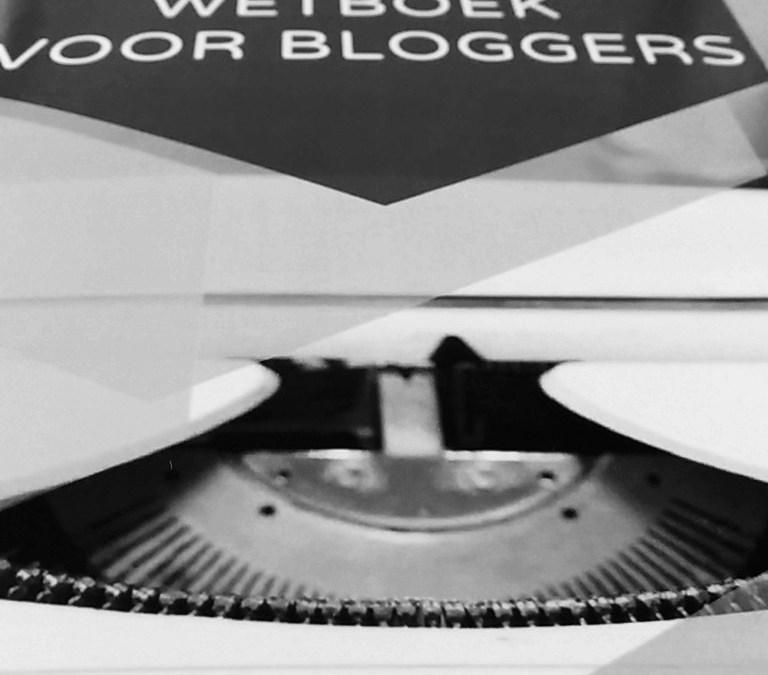 Boekpresentatie: Wetboek voor bloggers