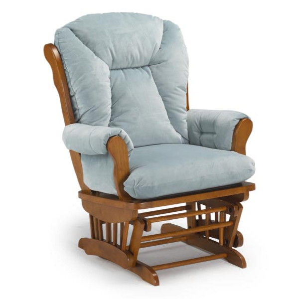best chairs glider leather and fabric chair gliders rockers recliners ottomans li l deb n heir manuel