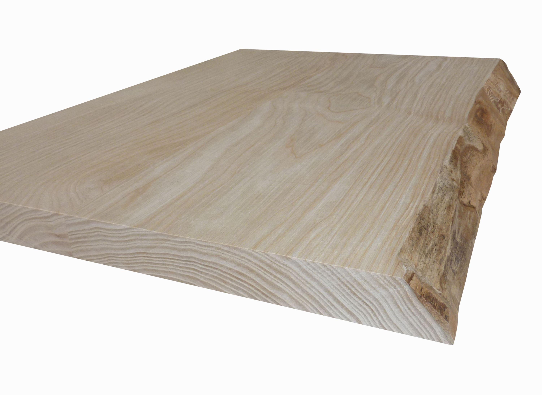 en bois brut massif