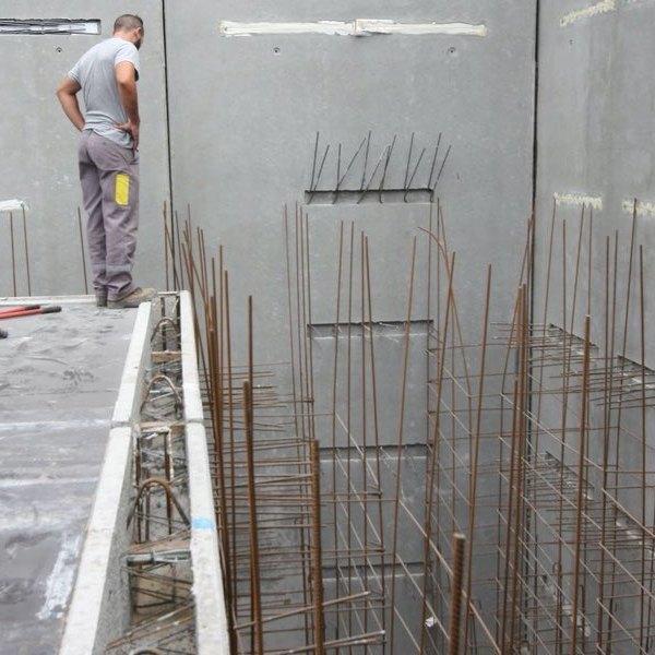 chantier industriel Peynier