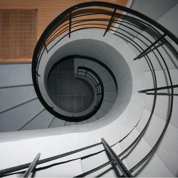 escalier contemporain de Bokay architecte
