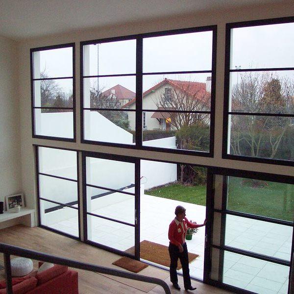 conception maison contemporaine
