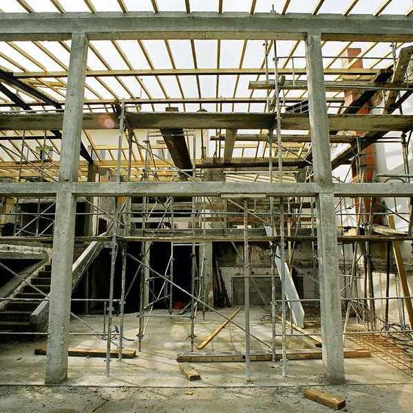 conception De Bokay chantier