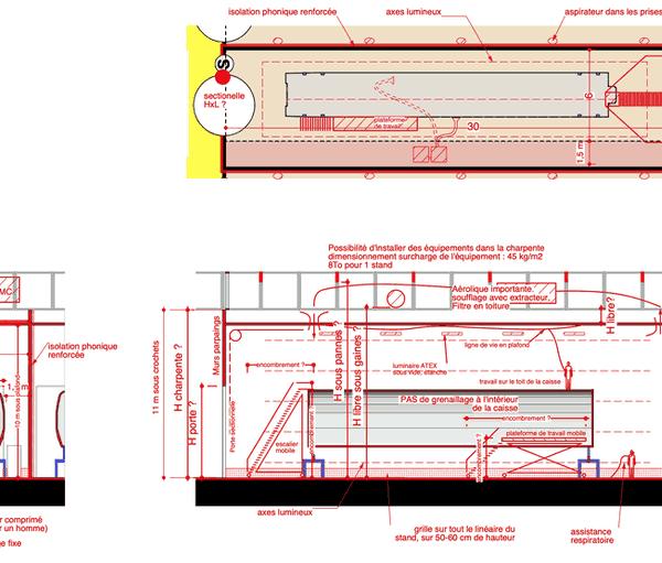 SNCF plan de Bokay