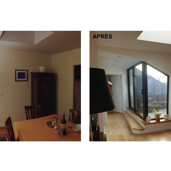 conception réalisation terrasse