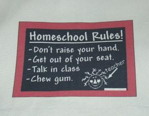 We Chose Homeschooling