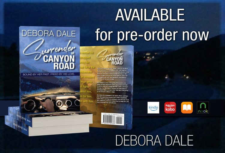 Pre-Order Now - Surrender at Canyon Road