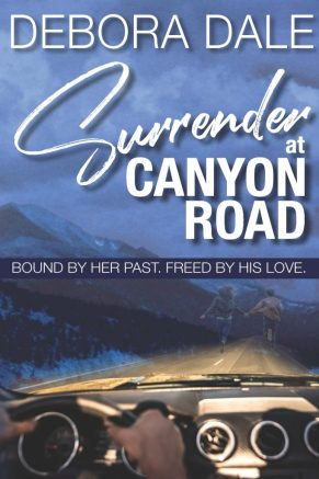 Cover Reveal - Surrender at Canyon Road