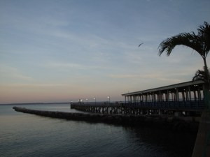 Summertime - Rye Playland Pier