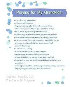 Praying for Grandkids