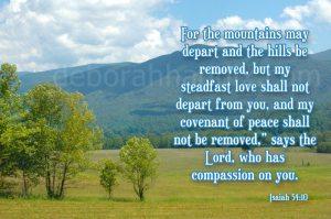 Isaiah 54.10