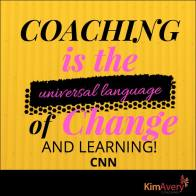 Coaching the Universal Language of Change