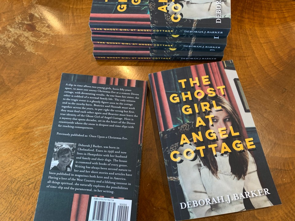 The Ghost Girl at Angel Cottage