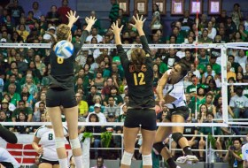 Wahine Volleyball: UH vs USC
