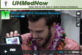 MATCH DAY 2014: Emotions Skyrocket and We Caught it on Video!