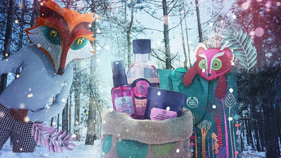 Christmas Gift Sets Body Shop.Best Gift Ideas From The Body Shop For Christmas 2018