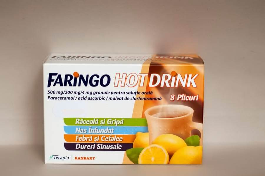 Faringo HOT DRINK
