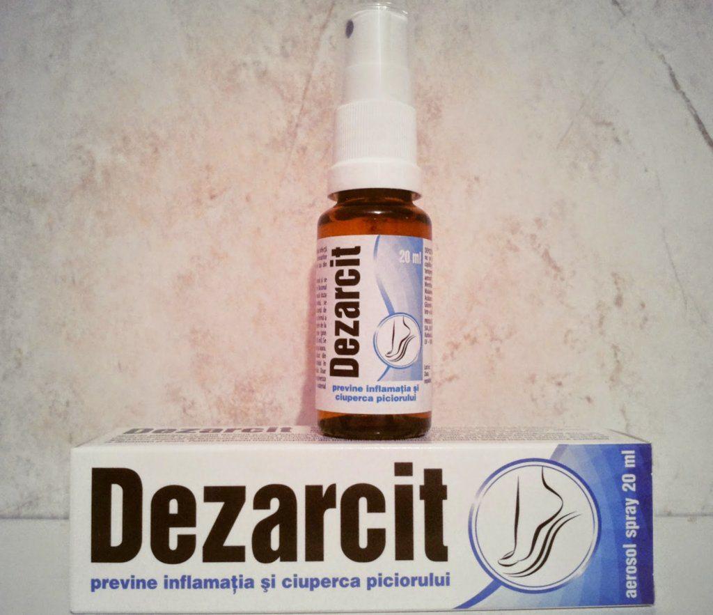 Review: Dezarcid spray