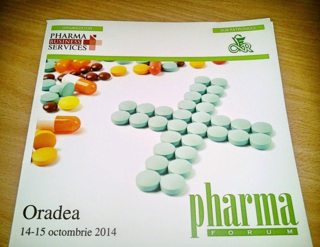 Impresii Pharma Forum Oradea ziua 1