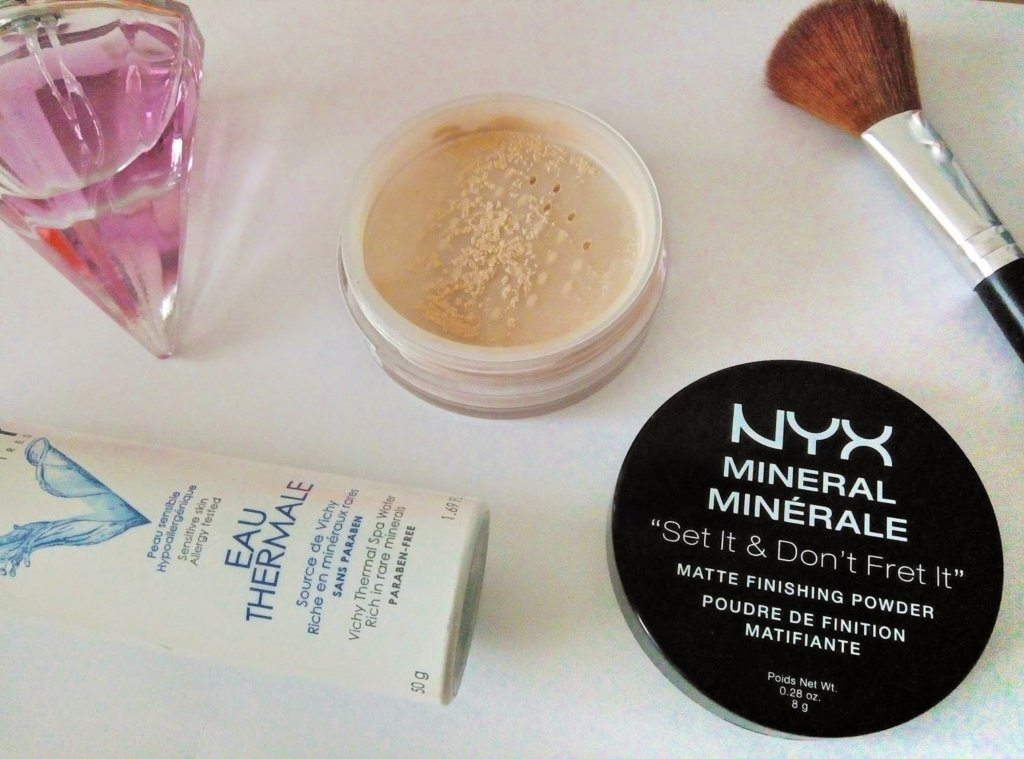 NYX Mineral Matte Finishing Powder – Review
