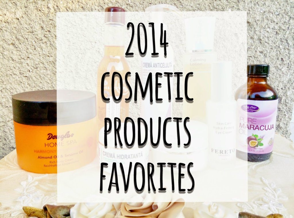 Best of 2014 – Cosmetic products