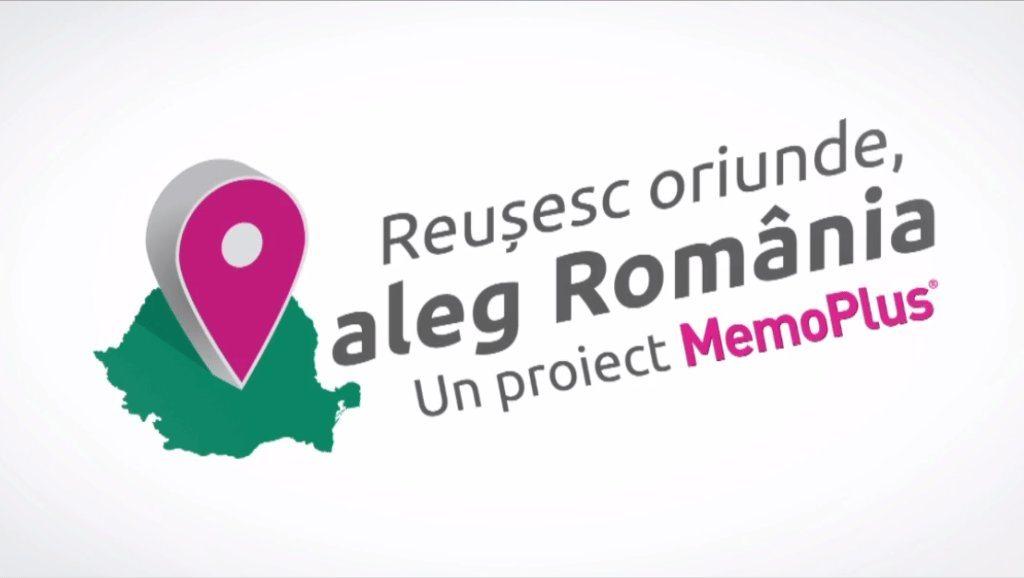Reusesc oriunde, aleg România!