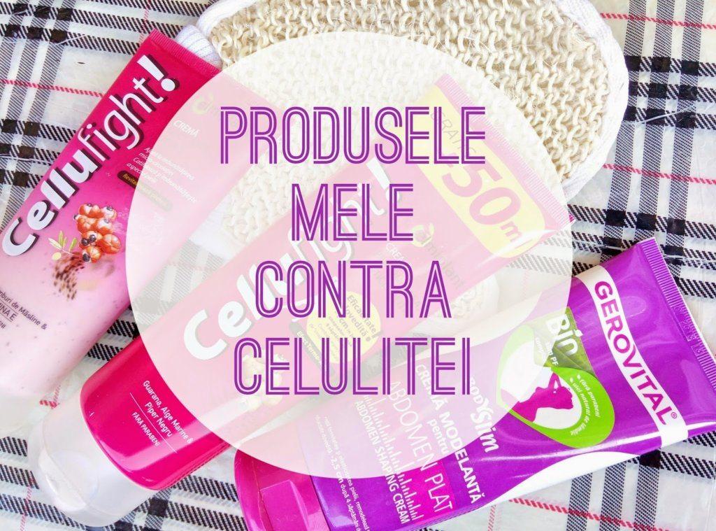Alte produse contra celulitei