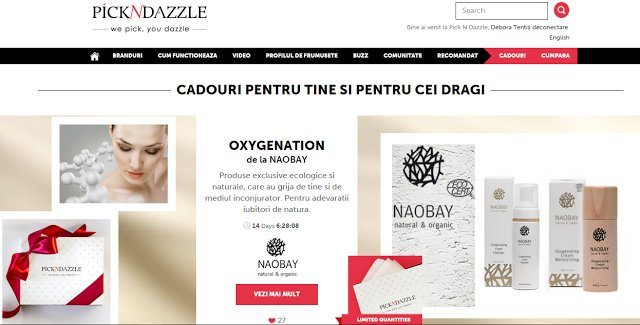 Ghidul cadourilor #2 – Pick N Dazzle