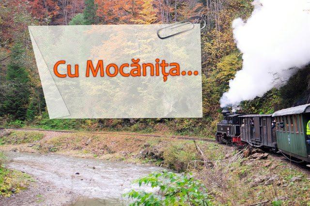 La plimbare cu Mocănița + video
