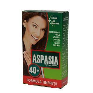 Parusan și Aspasia - tratamente împotriva căderii părului