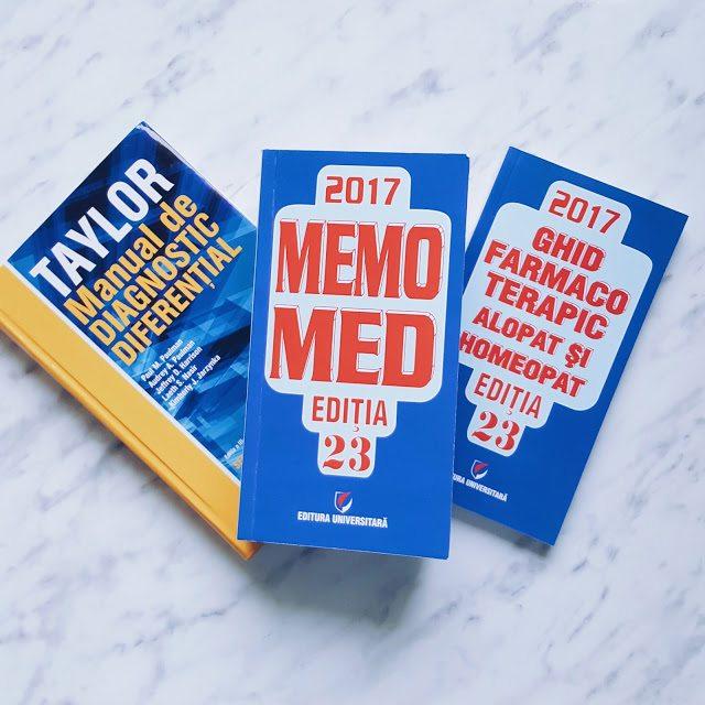 Manuale utile farmacistului în 2017