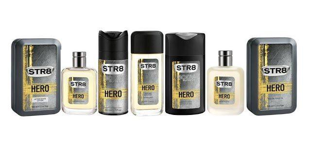 STR8 HERO  | lansare