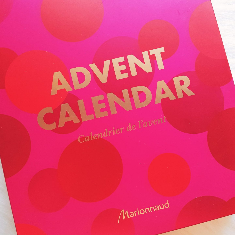 marionnaud advent calendar deboratentis.ro
